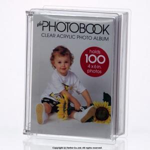 フォトブック フォトアルバム フォトファイル 1351 ハガキサイズ 写真はがきアルバム ポケットア...