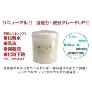 (ピュア化粧品)ゲルアンドゲルS  クリーム レギュラー 容量500g|formalshopping|03