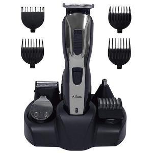 【送料込み】 メンズグルーミングオールマイティー5  MEBM-22 バリカン/髪/ヒゲそり/髭そり/鼻毛/耳毛/トリマー/シェーバー|formalshopping
