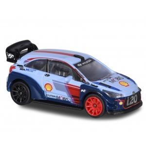 """マジョレット 1/64 ミニカー WRC ヒュンダイ I20 """" T・ヌービル """" ブリスターパック..."""