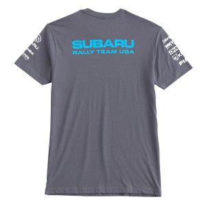 eacc77a9aeb1b5 ... スバル ラリー チーム USA Tシャツ SUBARU WRC STI|formula-sports|02