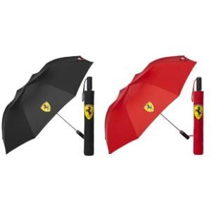 フェラーリ コンパクトアンブレラ/傘