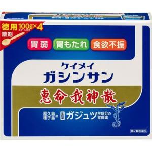 【第2類医薬品】恵命我神散 徳用 100g×4袋