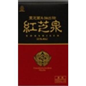 【健食】紅芝泉(新濃縮) 100ml×4本