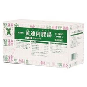 【第2類医薬品】黄連阿膠湯 エキス細粒G「コタロー」 84包 [【(送料込)】]