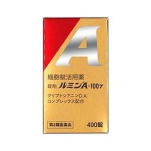 【第3類医薬品】日水製薬 ルミンA 100γ 400錠|fortress