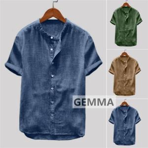 シャツ 半袖 vネック メンズTシャツ Tシャツ メンズ トップス 夏物 tシャツ 薄手 カジュアル...