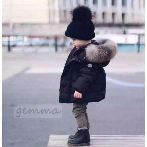 ベビー服 子供服 ダウンコート 赤ちゃん コート 中綿ジャケット 防寒 保温 アウターウエア 女の子 男の子 フード付き可愛い|fortuna-gemma