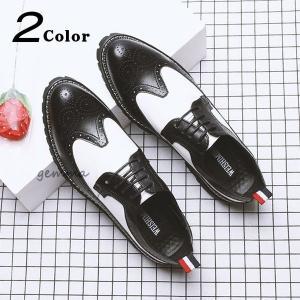 ドレスシューズ オペラシューズ ビジネスシューズ メンズ 歩きやすい ウイングチップ フォーマル 紳士靴|fortuna-gemma