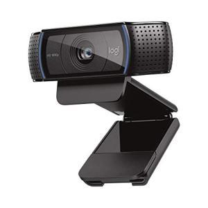 ロジクール ウェブカメラ C920n ブラック フルHD 1080P ウェブカム ストリーミング 自...