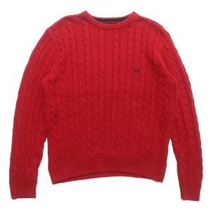 チャップス ラルフローレン ワンポイント ロゴ コットン ニット セーター サイズ表記:M
