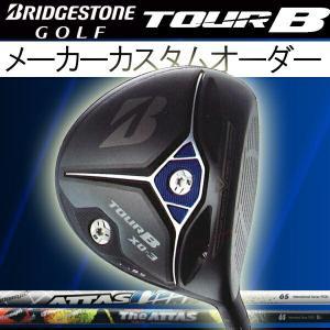ブリヂストンゴルフ 2018NEW ツアーB XD-3 ドライバー  [アッタスシリーズ] 10 T...