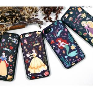 ディズニー プリンセス iPhone xs ケース iphone8 xsmax ケース Disney  カード収納 ミラー付 送料無料 iphone7 手鏡 鏡 ミラー メイク|foufou|03