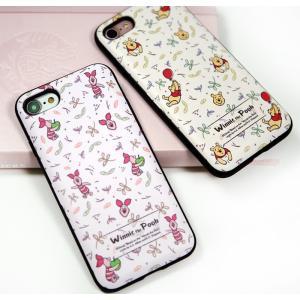 iphone xs ケース くまのプーさん ピグレット pooh WINNIE THE POOH ディズニー カード収納ミラー付ケース iPhonexsmax ケース  手鏡 鏡 ミラー|foufou|02