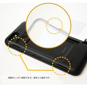 iphone xs ケース くまのプーさん ピグレット pooh WINNIE THE POOH ディズニー カード収納ミラー付ケース iPhonexsmax ケース  手鏡 鏡 ミラー|foufou|11