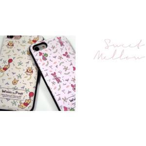 iphone xs ケース くまのプーさん ピグレット pooh WINNIE THE POOH ディズニー カード収納ミラー付ケース iPhonexsmax ケース  手鏡 鏡 ミラー|foufou|04