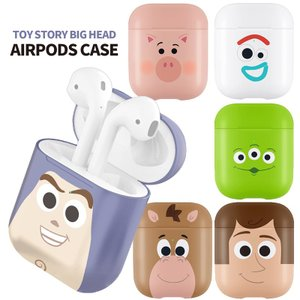 toystory トイ・ストーリー ディズニー airpods ケース ビックフェイス