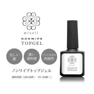 ジェルネイル ポリッシュジェル+トップジェル+ベースジェル セット販売 #2+0 ベースコート トップコート ノンワイプ ノンサンディング|four-leaf-clover|12