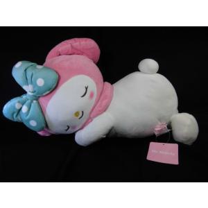 添い寝枕 マイメロディ ぬいぐるみ 抱き枕 縫いぐるみ サンリオキャラクター かわいい添い寝まくら fourleaf