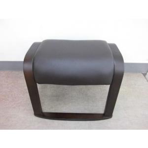 【完売】スツール( ロータイプ )4脚セット( ブラウン色 )送料無料(沖縄・離島不可)スタッキングチェア( 重ねられます )椅子 いす イス  完成品|fourleaf