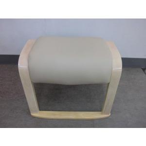 【完売】スツール(ロータイプ)4脚セット(ナチュラル色)送料無料(沖縄・離島不可)スタッキングチェア(重ねられます)椅子 いす イス  完成品 |fourleaf