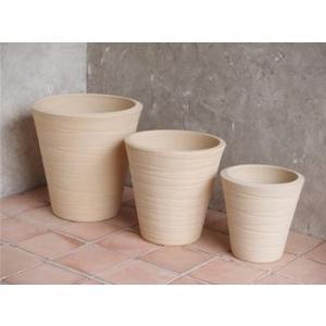 シェーブロング φ360 (植木鉢) プレーン|fourseasons