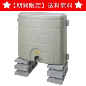 雨音くん 120Lセット 雨水タンク タキロン|fourseasons