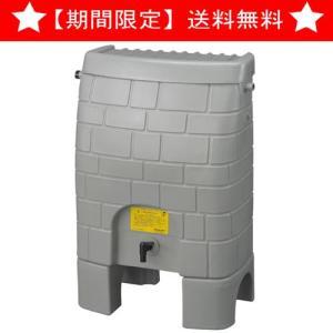 雨音くん 150Lセット 雨水タンク タキロン|fourseasons