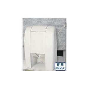 ダイカポリマー 雨水タンク 220Lセット|fourseasons