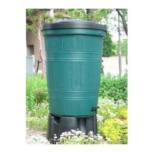雨水タンク  Be green雨水タンク 本体200L サイズ:φ680×940 ※注)この商品は本...