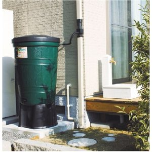 Begreen 雨水タンクセット 200L 【G004】英国製 ビーグリーン|fourseasons|02