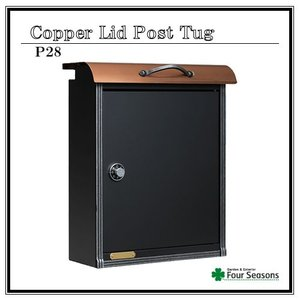 コパリッドポストタグ 左ロック P28|fourseasons