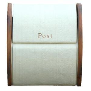 ポスト 郵便受け 壁付け 壁掛け シフォン ディーズガーデン ディーズポスト Dea's Garden Post|fourseasons
