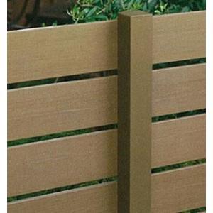 アルファウッド支柱 70×70 ディーズガーデン アルファウッド|fourseasons