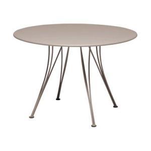 ランデブテーブル110 ナツメグ ガーデンファニチャー フェルモブ|fourseasons