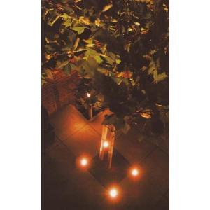 【A-016】FLH-002 Messing 床用ライト・埋め込み型ライト ゴールド FLH-002 インライト ガーデンライト 12V|fourseasons
