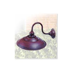 アンティーク外灯型 ブラケットライト 赤錆調|fourseasons