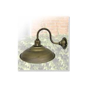 アンティーク外灯型 ブラケットライト 真鍮錆調|fourseasons