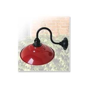 アンティーク外灯型 ブラケットライト レッド|fourseasons