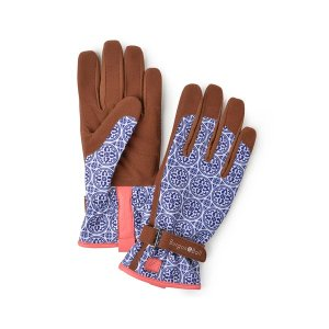 手袋 ガーデングローブ ガーデニング バーゴン&ボール Love The Glove Artisan fourseasons