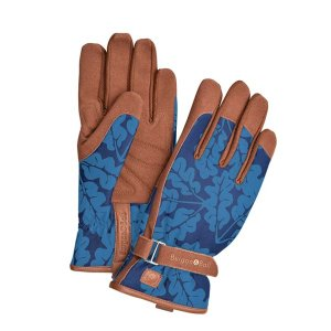 手袋 ガーデングローブ バーゴン&ボール オークリーフ柄 Love The Glove おしゃれなガーデンアイテム|fourseasons