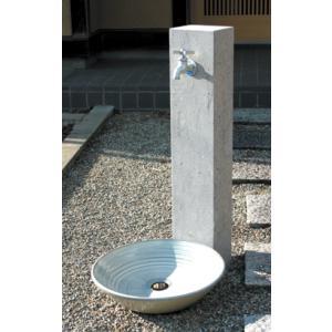 立水栓ユニット 芦野石 タイプ:ANS-1 ※代引交換不可|fourseasons