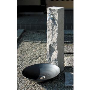 立水栓ユニット 芦野石 タイプ:ANS-3 ※代引交換不可|fourseasons
