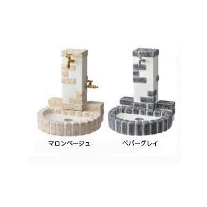 水栓柱  立水栓ユニット レトロブリックタイプ (蛇口別売り)|fourseasons