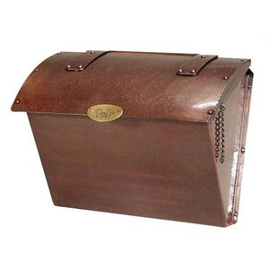 銅製ポストP-1 郵便ポスト|fourseasons