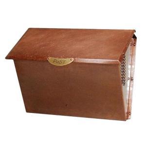 銅製ポストP-7 郵便ポスト|fourseasons