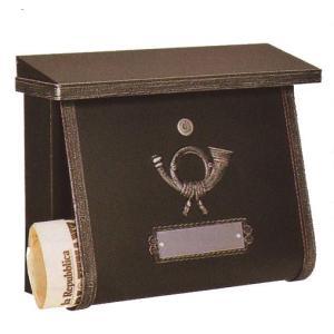 クラシカルポストC ブラック/郵便ポスト  fourseasons