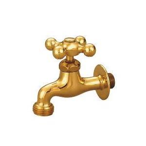 十字ハンドル 蛇口 ガーデン水栓用|fourseasons