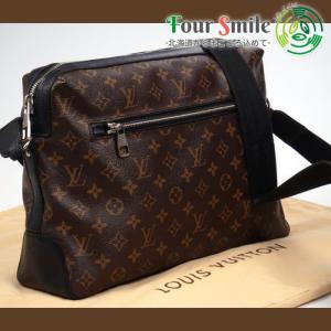 【極美品】ルイヴィトン Louis Vuitton モノグラム マカサー トーレス ショルダーバッグ メンズ ビジネス レザー 保存袋 2967|foursmile20