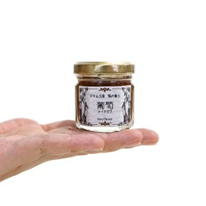 ぶどう 葡萄ナイアガラジャム フォクシーフレーバー 32g 出荷予定9月下旬|foxyflavor